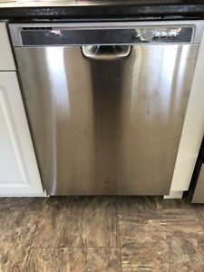 Brand new dishwasher stainless