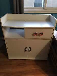 Changing table/storage