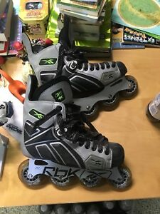 Roller Blades - Hockey Skate Boots. Size 6.5