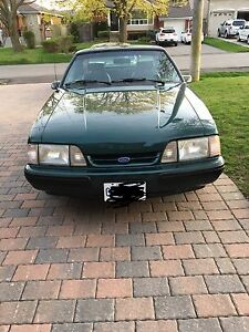 91 Ford Mustang