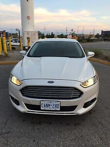 2013 Ford Fusion SE with Nav