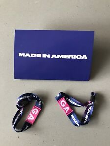 """Two """"Made in America"""" Music Festival Tickets"""