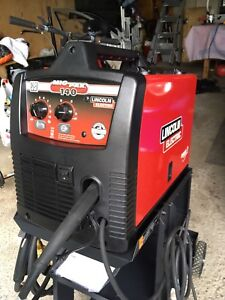 Lincoln Electric Mig Pack 140 WELDER