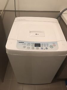 Washing Machine - LG Fuzzy Logic top loader Firle Norwood Area Preview