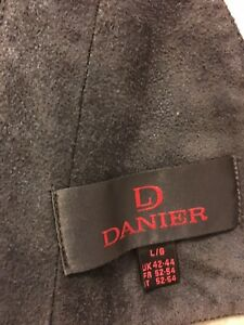 Leather Danier Coat