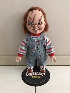 """CHUCKY 14"""" SIDESHOW COLLECTIBLES FIGURE"""