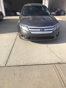 2012 Ford Fusion sel fully loaded