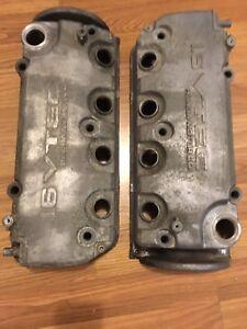 Honda D-series VTEC valve covers