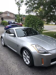 2003 Nissan 350Z Trade for Harley