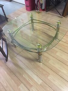 Selling a glass coffee table