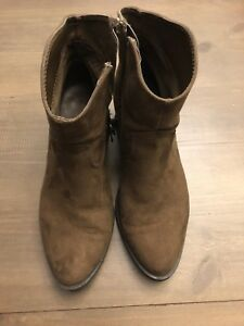 Nine West and Forever 21 boots