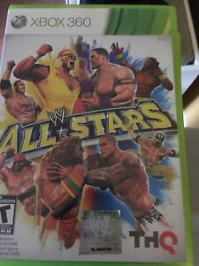 All Star Wrestlers Xbox 360 Games