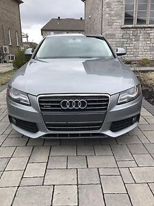 Audi A4 sport package