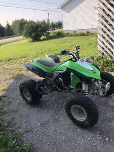 Kawasaki kfx450r
