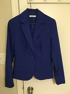 Royal Blue Ricki's size 2 blazers