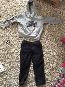 2T girls clothes $1ea OBO