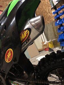 2016 Kawasaki kx 85 for sale