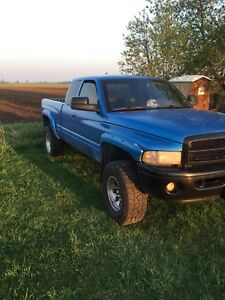 2001 dodge 2500 6 speed