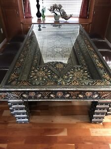 Moroccan Dining Table Seats 8