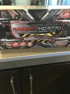 Carte graphique Radeon HD 5770 1 GB