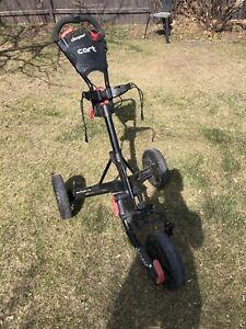 Clic Gear golf trolley