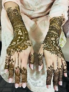 Henna artist for all wedding and cultural events