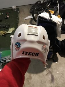 youth skating/hockey helmet