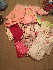 Girls clothing set - size 9months