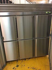 "Fridge/Freezer commercial ""BRAND NEW"" 6 doors 2 units for sale Bondi Junction Eastern Suburbs Preview"
