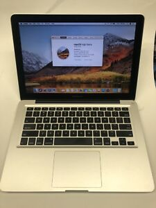 MacBookPro*13-inch*A1278*Intel-i5*8GB*320GB-In-Box