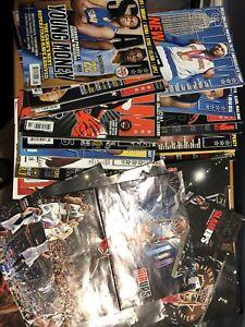 25 Slam x DIME Basketball Magazines + 6 Slam Posters