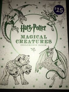 Harry Potter colouring books $10 for both of them together