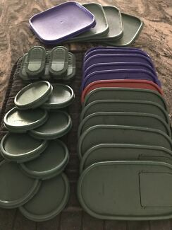 Tupperware Lids from $2