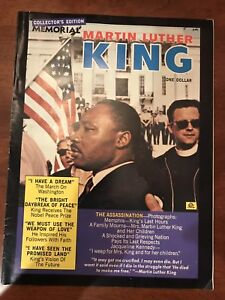 Vintage Martin Luther King Jr Magazine
