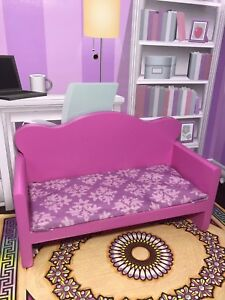 Barbie furniture, 1/6 living room sofa