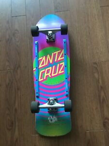 Santa Cruz Cruzer skateboard