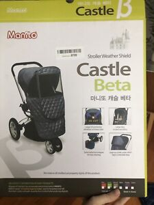 Manito Castle Beta Cover (navy)