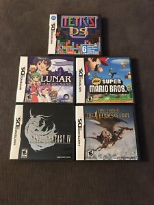 Original DS games