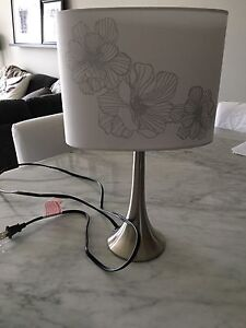BOUCLAIR WHITE TABLE LAMP-BRAND NEW!