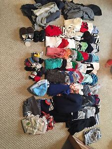 Baby boy clothing 0-3 months & 3-6 months