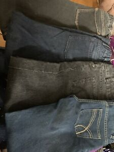 Lot of girls jeans size 12