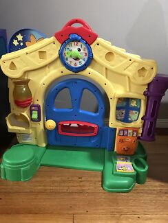 Fisher price laugh and learn play door & Laugh and learner play house and super market | Toys - Indoor ... pezcame.com