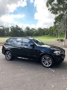 2016 BMW X5 xDrive 30d F15