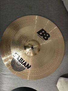 Cymbales Sabian