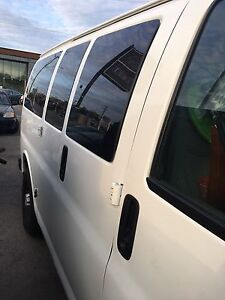 2012 Chevrolet express ... seats