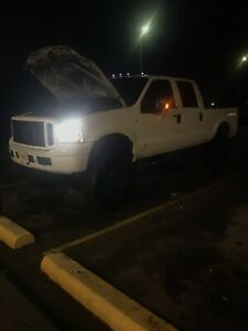 2005 f250 powerstroke fully loaded