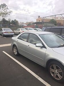 Mazda 6 Classic 2005 Automatic Sydney City Inner Sydney Preview