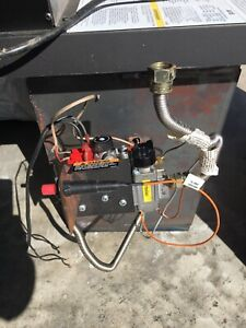Dover Regulator and Blower for Propane Stove (fireplace type)
