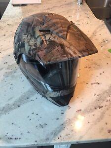 New Quad or sledding helmet