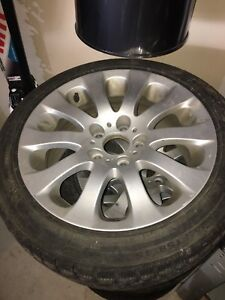 BMW Genuine 3 Series Winter Wheels